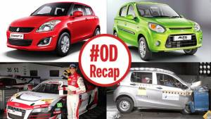#ODRecap: Facelifted Alto 800 launched in India, Aditya Patel to compete with Absolute Racing, and more