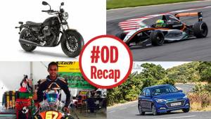 #ODRecap: Moto Guzzi bookings opened in India, K Rajini has a tough weekend, and more