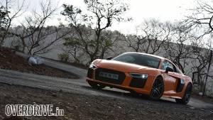 Audi R8 V10 Plus road test review