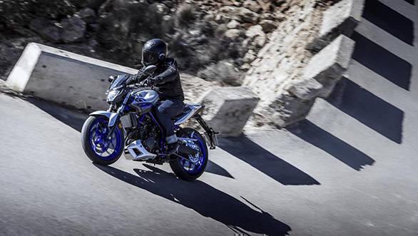 2016 Yamaha MT 03 (10)