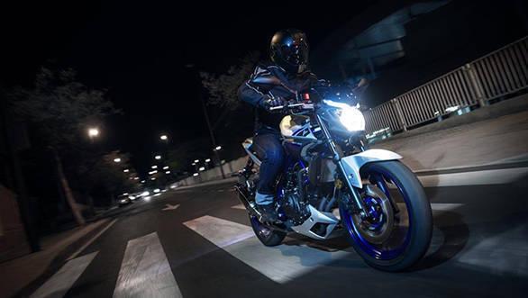 2016 Yamaha MT 03 (12)