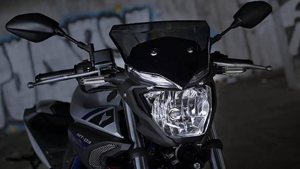 2016 Yamaha MT 03 (3)