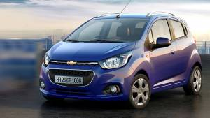 Facelifted Chevrolet Beat likely to be launched in India in early 2017