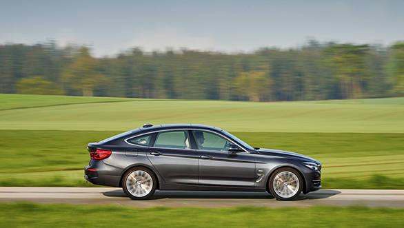 BMW 3 Series GT Facelift (2)