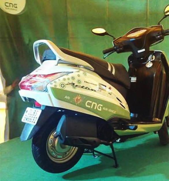 Honda CNG_Activa