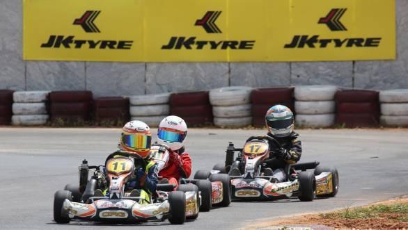 JK Tyre FMSCI National Rotax Championship