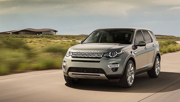 Land Rover Discovery Sport Petrol (1)