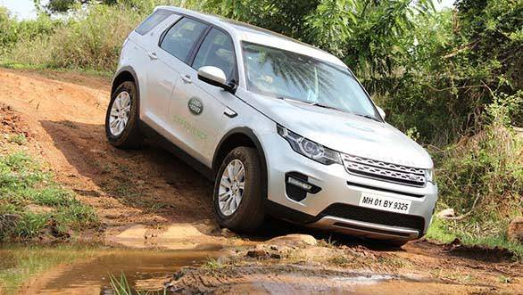 Land Rover Experience 1