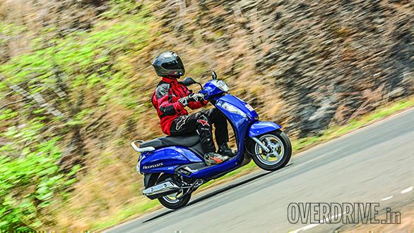 Mahindra Gusto125 vs Suzuki Access 125 vs Honda Activa 125 (2)