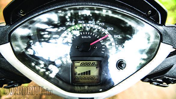 Mahindra Gusto 125 vs Suzuki Access 125 vs Honda Activa 125 (5)