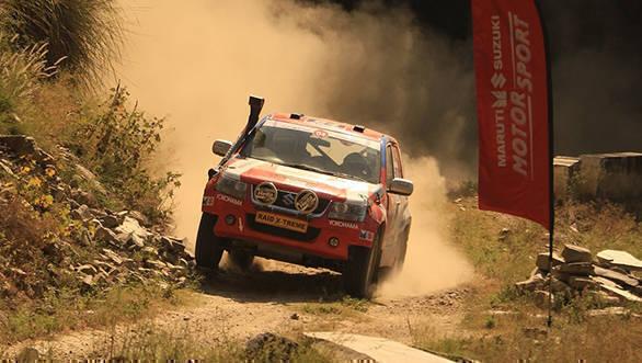 Maruti Suzuki Backwaters Rally - Teaser (2)