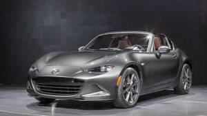 Image gallery: Mazda MX-5 Miata RF