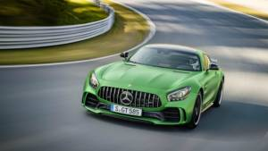 Mercedes-AMG reveals the hardcore AMG GT R at the 2016 Goodwood Festival of Speed