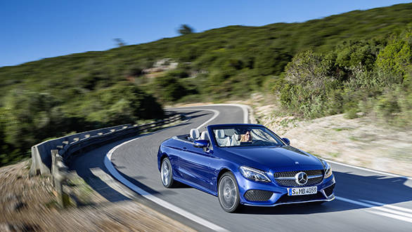 Mercedes-Benz to debut C-Class Cabriolet in India by end-2016