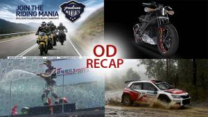 ODRecap: Rajini Krishnan wins on China SBK debut, Bajaj riding communities launched and more