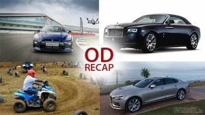 OD Recap: Rolls-Royce Dawn launched in India, Volvo starts booking for S90, Polaris inaugurates Mumbai's third PEZ and more