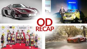 ODRecap: New Noble M600 revealed, Datsun redi-GO launched, 'Supra' trademarked in Europe, and more
