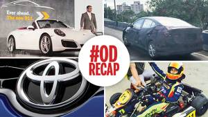 ODRecap: Toyota recalls 3.37mn cars, 2017 Porsche 911 launched in India, and more