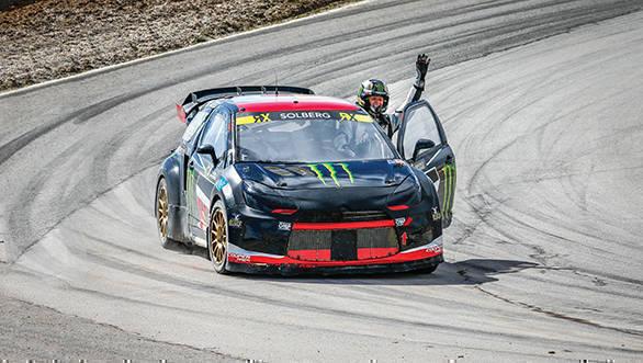 2016 FIA World Rallycross Championship // Round 01 // Montalegre, Portugal // 15-17 April, 2016 // Worldwide Copyright: Colin McMaster/Monster/McKlein