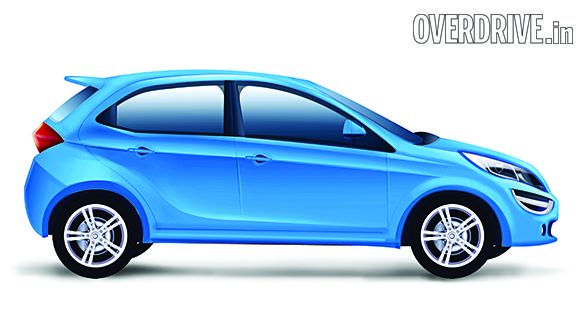 Tata's new hatchback (1)