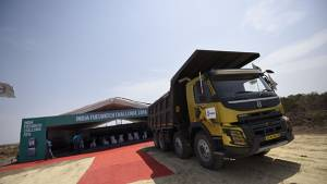 Seventh Volvo Fuelwatch Challenge concludes in Umred
