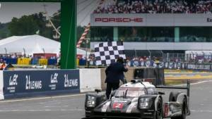 Le Mans 2016: Porsche takes surprise win as Toyota grinds to a halt with three minutes to go