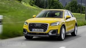 India-bound 190PS Audi Q2 2.0 TDI first drive review