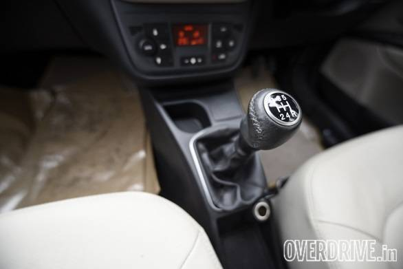 The TA65 gearbox is a love it or hate it affair and is shared with other Fiat cars