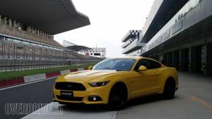 2016 Ford Mustang GT launched in India at Rs 65 lakh