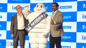 Michelin preparing for a larger role in the Indian two-wheeler industry