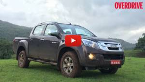 Video Review: Isuzu D-Max V-Cross