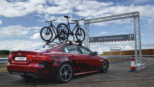 Jaguar Land Rover Autonomous driving_2