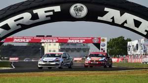 2016 Indian National Racing Championship: Keith Desouza wins Race 1 of Vento Cup