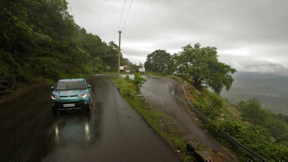 Mahindra adventure monsoon rally