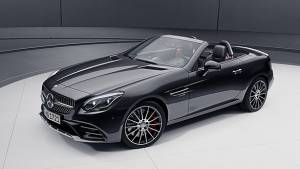Mercedes-AMG SLC43 to be launched in India on July 26, 2016