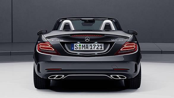 Mercedes-AMG SLC43 4