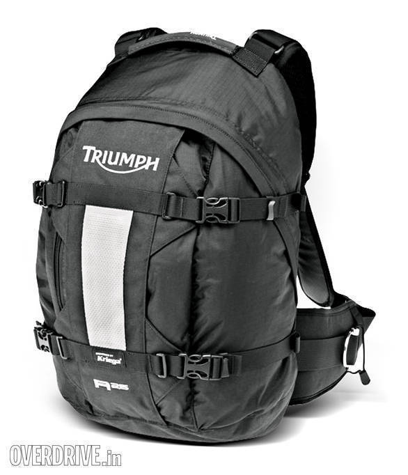 Product review Triumph Kriega backpack (2)