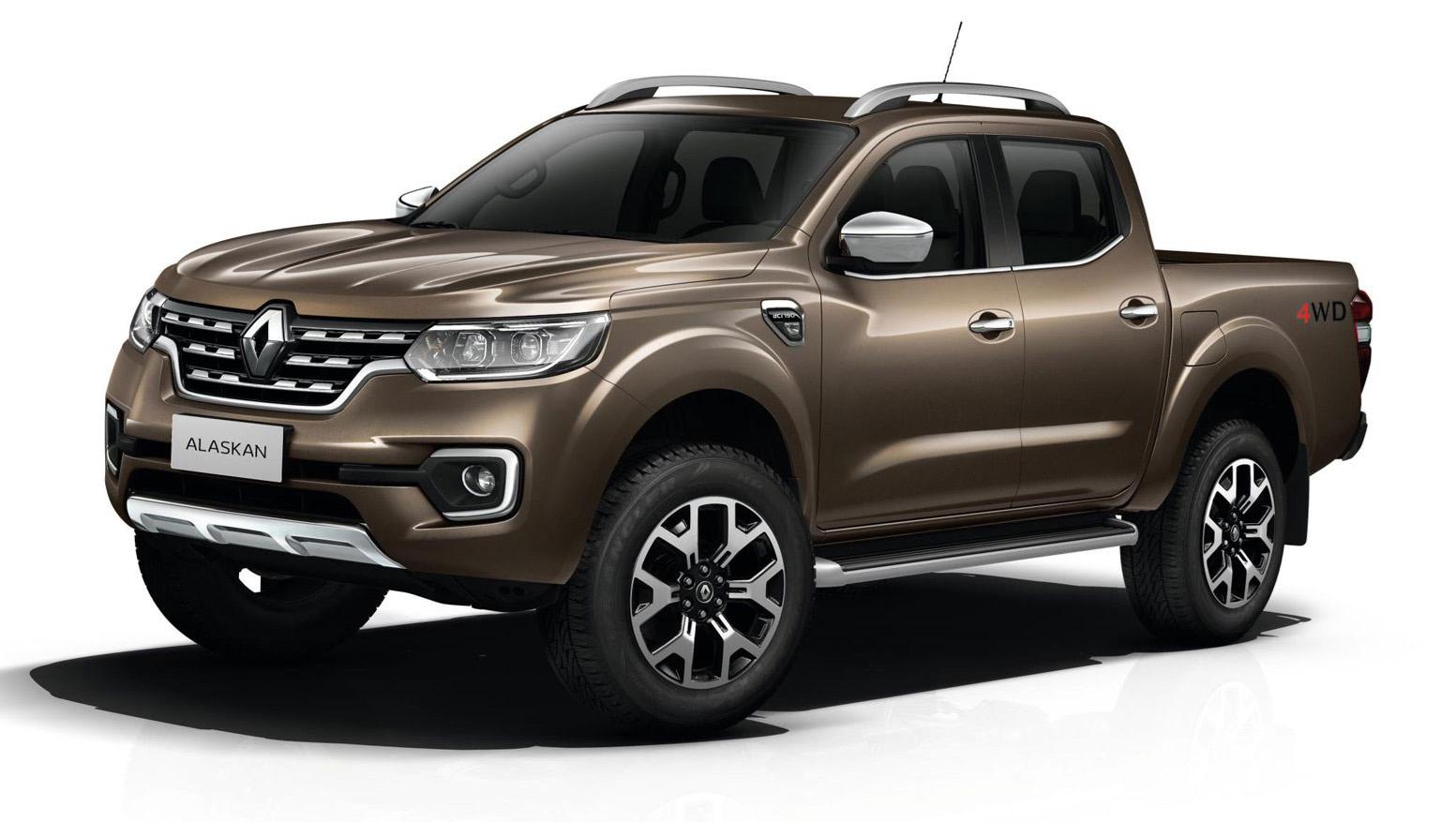 Renault Alaskan image