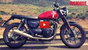 Video road test review: Triumph Street Twin & Bonneville T120