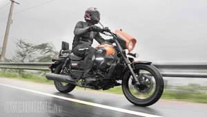UM Renegade Sport S first ride review