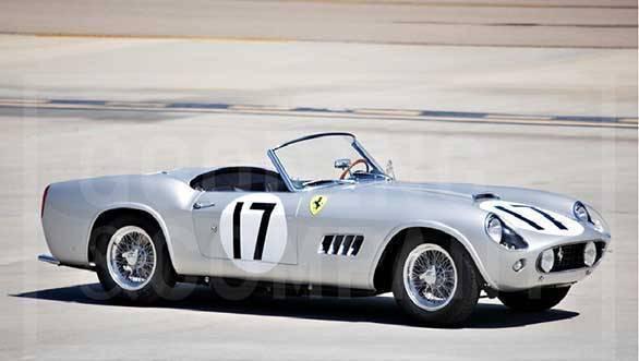1959 Ferrari 250 GT California LWB Alloy Spider