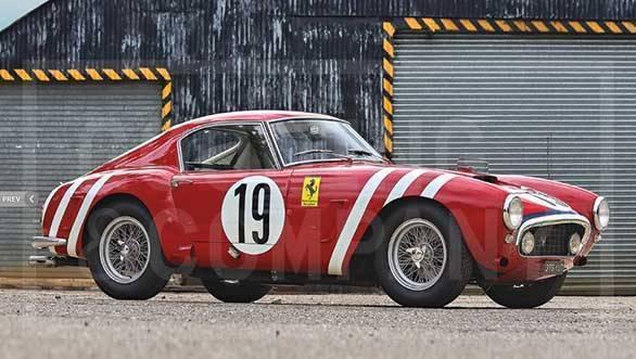 1960 Ferrari 250 GT SWB Competizione Coupe