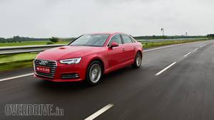 Image gallery: 2016 Audi A4 30 TFSI first drive