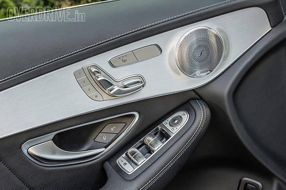 Mercedes-Benz GLC Coupé (C253), Press Test Drive Turin 2016