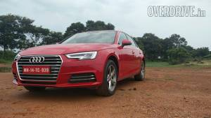 2016 Audi A4 30 TFSI first drive review