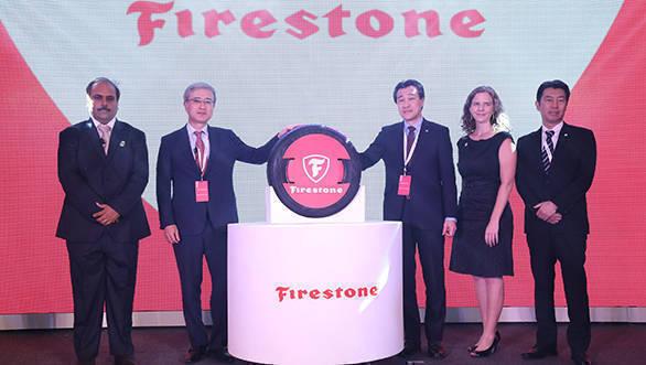 Bridgestone Brings Firestone Brand to India (2)