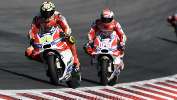 Ducati win
