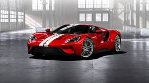 Ford GT production extended till 2019