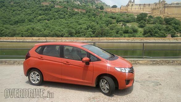 Honda Jazz Aniv Drive (3)