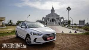 Image gallery: 2016 Hyundai Elantra